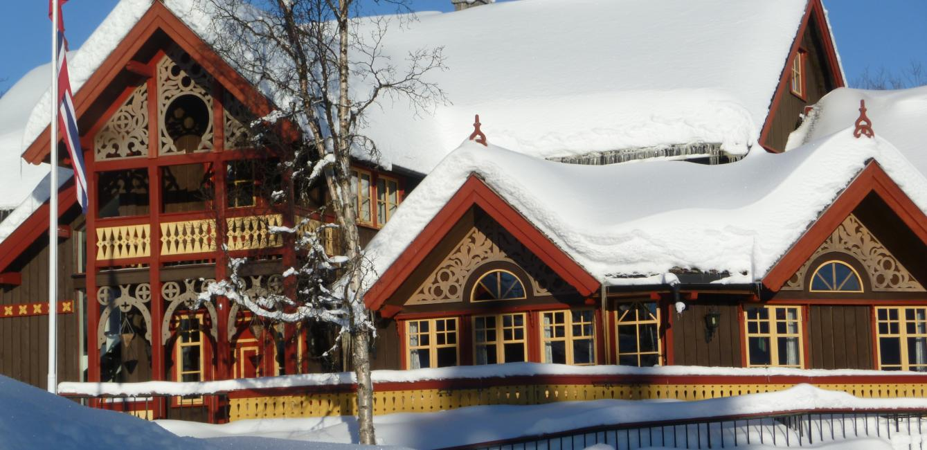 Arena for ferieopphold, weekends, jubileum, events og bryllup i Hemsedal.