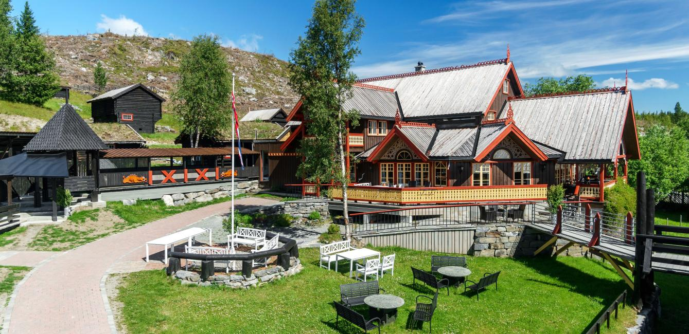Jubilee in Norway. Do you plan to celebrate the 40th, 50th, 60th, 70th, 80th, or 100th anniversary. The guesthouse at Eventyrgarden is a unique venue for the celebration.